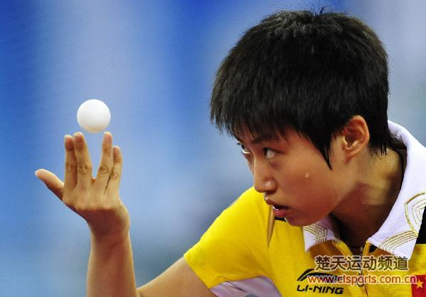 乒乓球直拍正手反手摆短怎么练