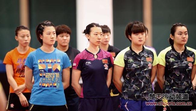 国乒女队主要对手模仿名单 平野美宇冯天薇是大敌图片