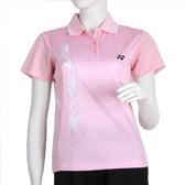 尤尼克斯 YONEX CS2040-421 女款羽毛球服 甜美粉色系
