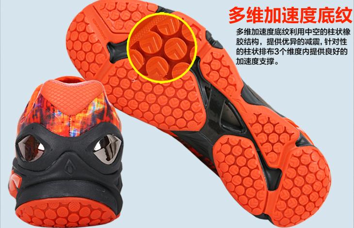 球鞋结构设计图展示