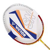胜利VICTOR 超级纳米5 羽毛球拍 SN-5 泰国国家队使用 4.8折特卖