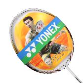 尤尼克斯YONEX NR80 羽毛球拍 白橙版 新涂装 势不可挡的中端利器