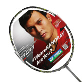 尤尼克斯YONEX NR900 羽毛球拍 速度型重杀神器 开创大角度杀球新模式 双打王者 阿山 亨德拉最新战拍