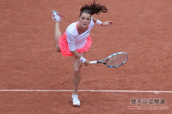 网球运动规律海报